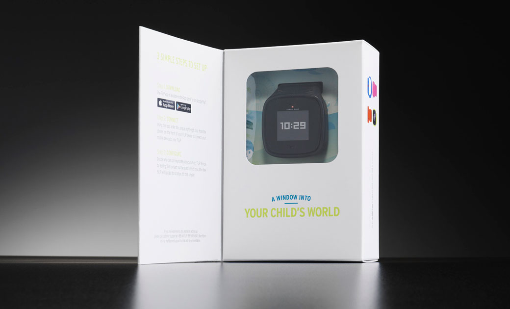 consumer electronics wearable technology packaging