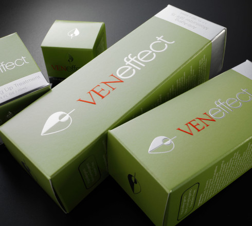 VENeffect custom product packaging design boxes
