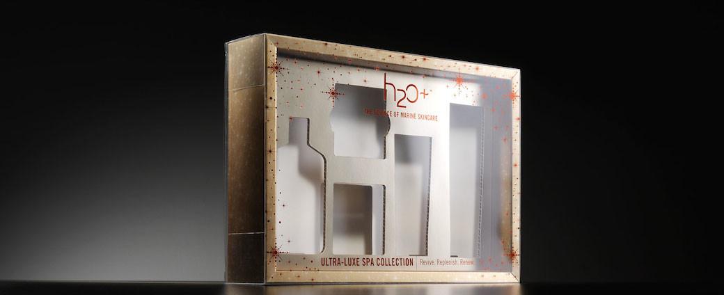 promotional setup box packaging design