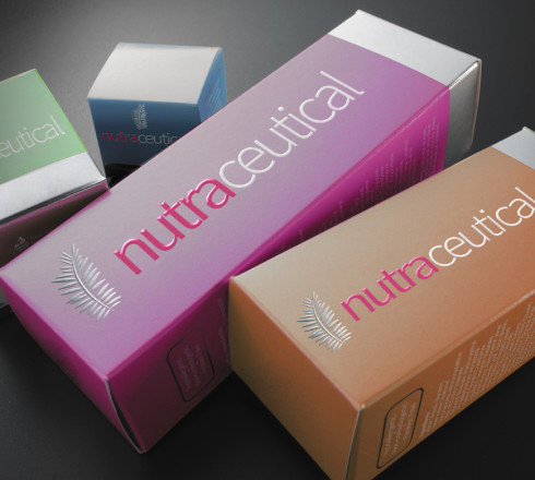 nutraceutical packaging example