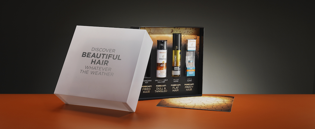 custom packaging for haircare
