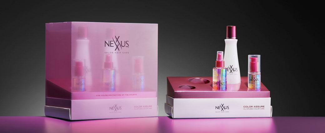 Nexxus sales kit