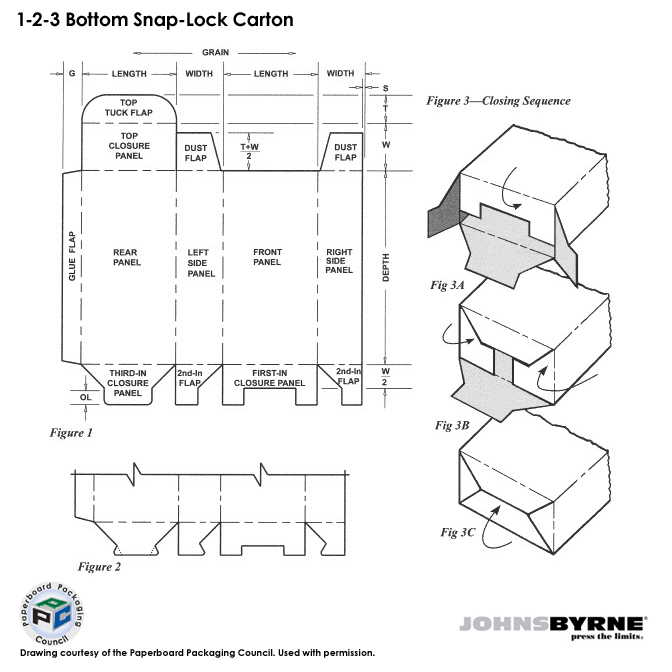 1-2-3-Snap-lock-carton