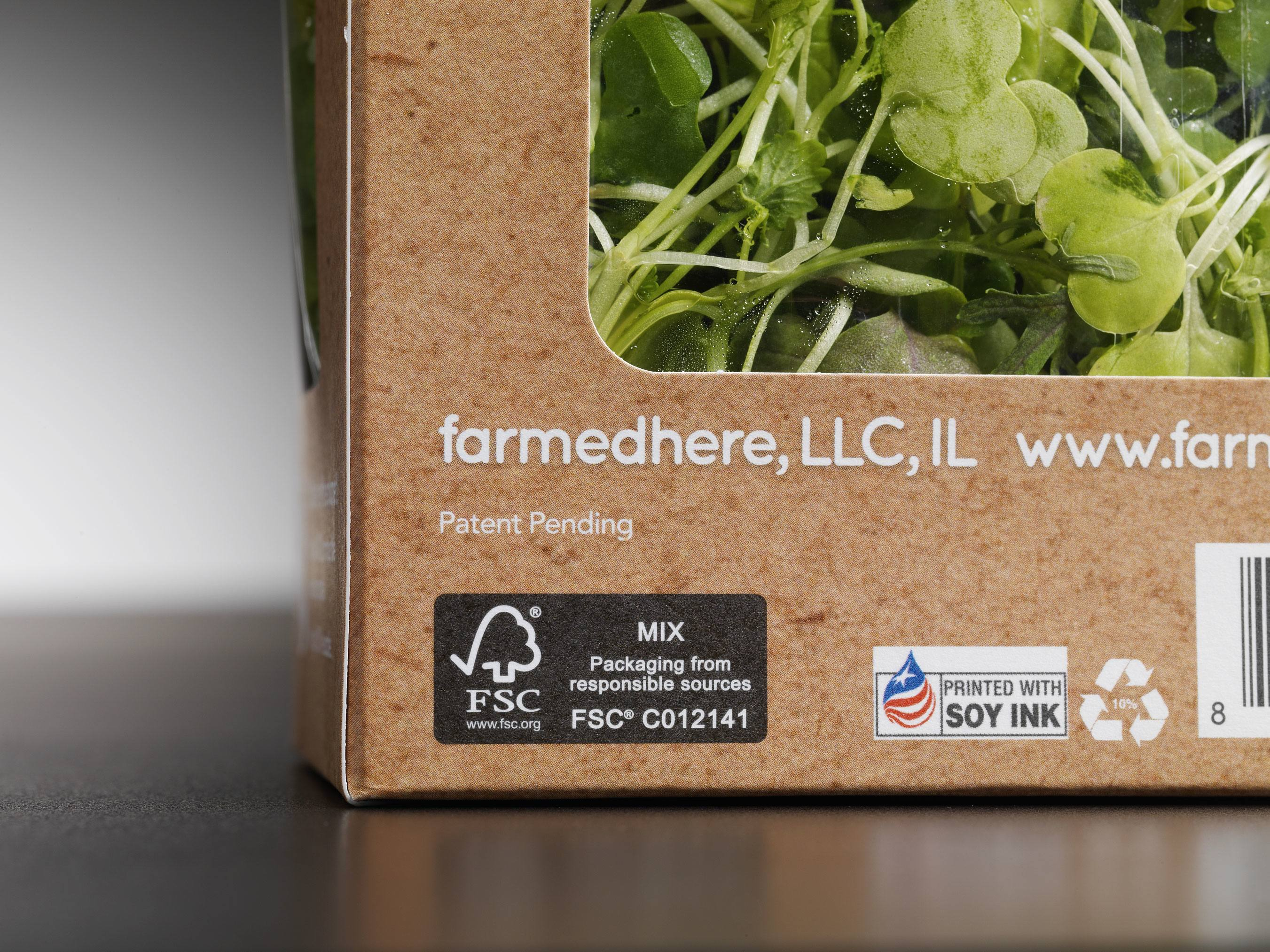 Eco-friendly materials for your packaging needs.