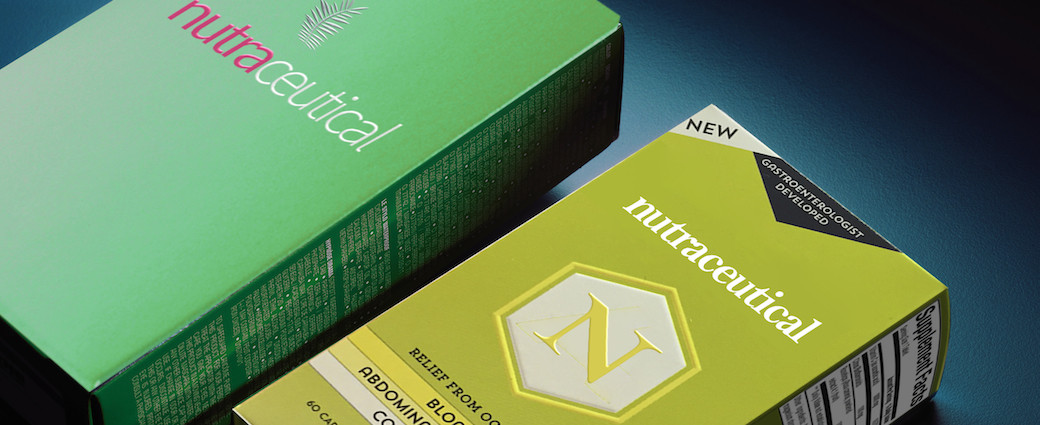 nutraceutical packaging company designs
