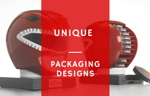 Attract Attention with Unique Packaging Designs