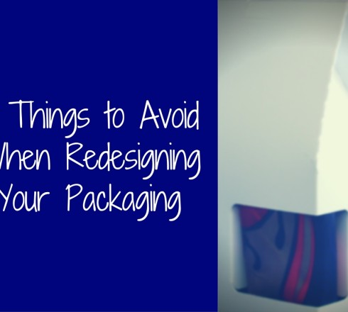 package redesign tips