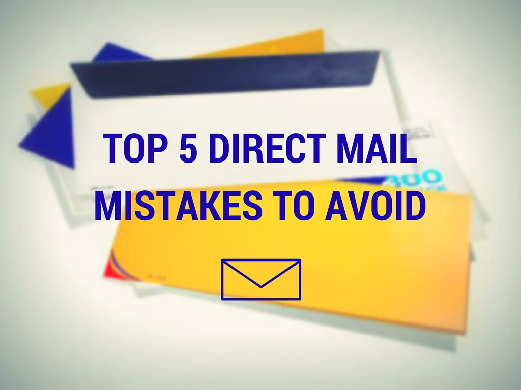 direct mail printing and design