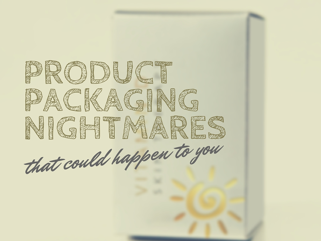 product packaging mistakes