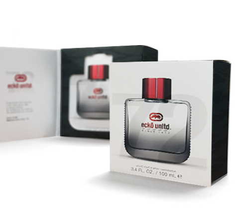 trend setting packaging for cologne
