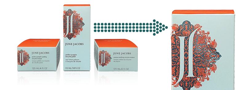 custom press effects on packaging