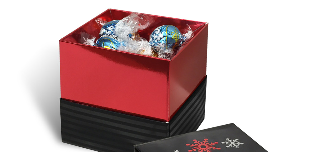 holiday specialty packaging
