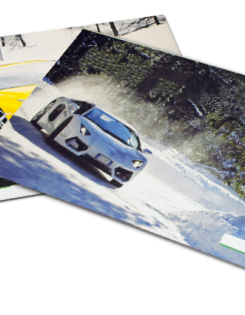Car Manufacturer Direct Mail Mailer Sample