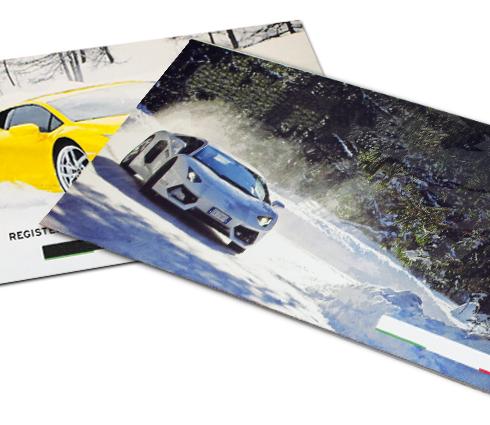 Car Manufacturer Direct Mail Mailer Sample