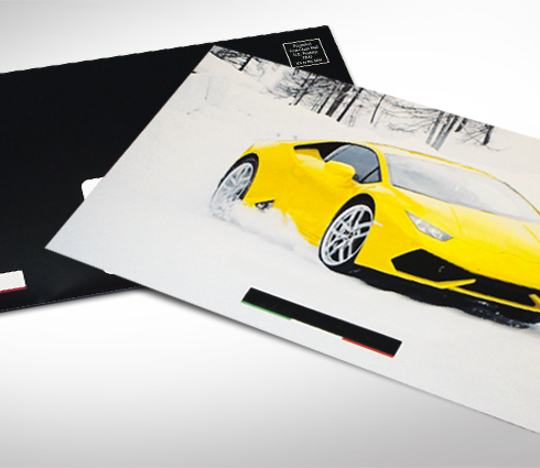 High End Car Manufacturer Direct Mail Sampling