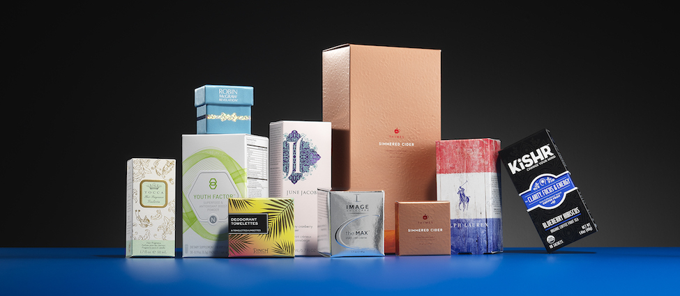 cosmetics packaging solutions