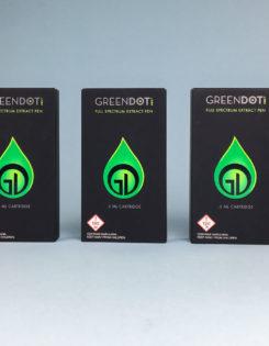 Cannabis Child Resistant Packaging - Greendot