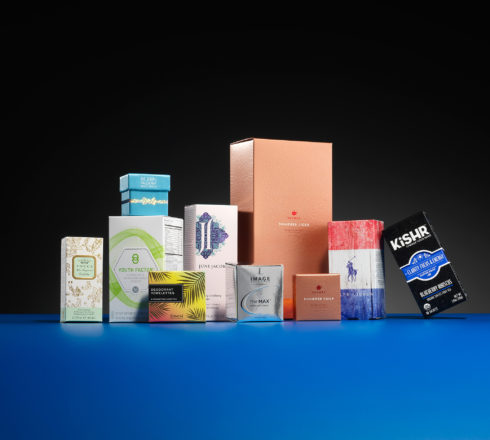 Packaging for High end Cosmetics