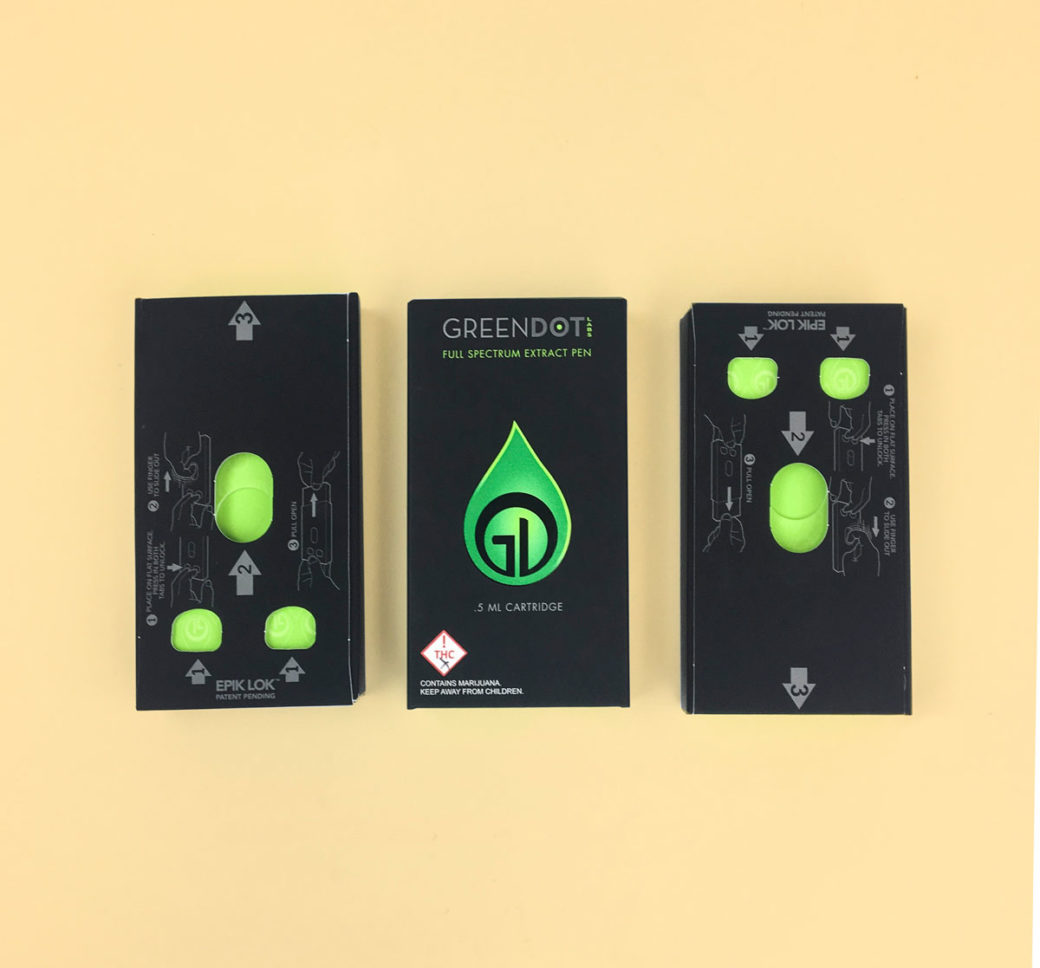 greendot_child_resistant_packaging