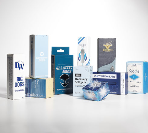 Cannabis - The Blue Collection