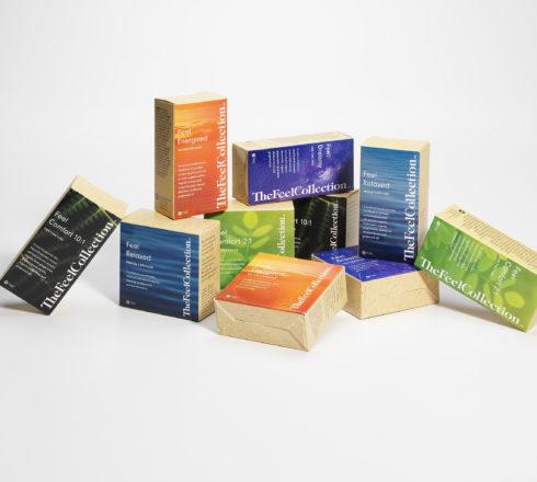 Cannabis Packaging Folding Carton Samples