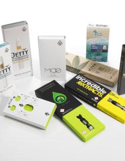 Cannabis Packaging Child Resistant Packaging Samples
