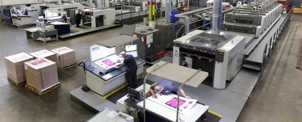 High Quality Packaging Processes