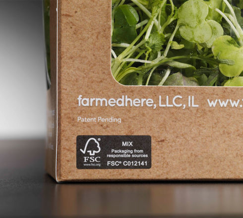 sustainable methods for printing and packaging design for environmental stewardship